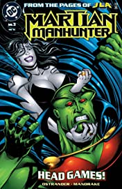 Martian Manhunter (1998-2001) #3