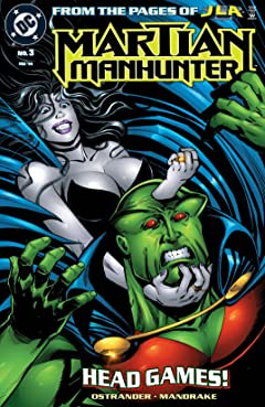 Martian Manhunter (1998-2001) #3