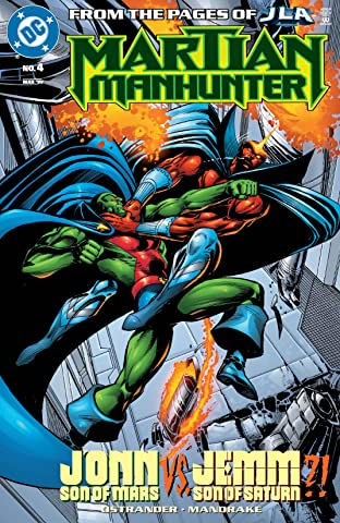 Martian Manhunter (1998-2001) #4