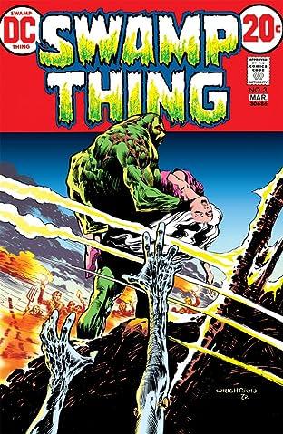 Swamp Thing (1972-1976) #3