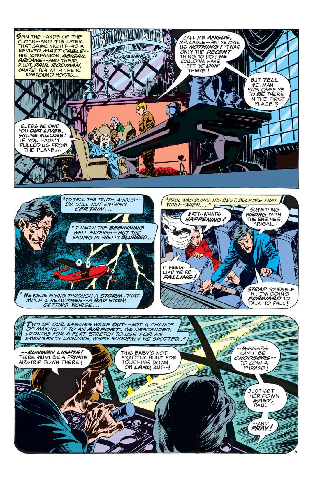 Swamp Thing (1972-1976) #4