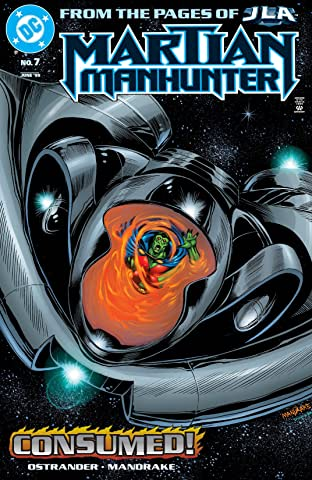Martian Manhunter (1998-2001) #7