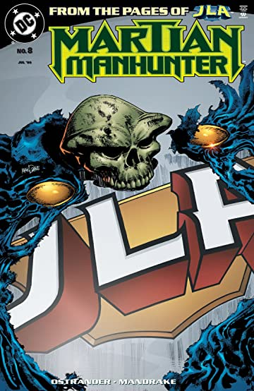 Martian Manhunter (1998-2001) #8