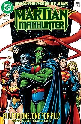 Martian Manhunter (1998-2001) #9