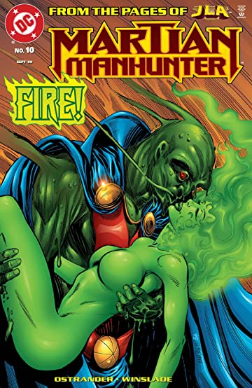 Martian Manhunter (1998-2001) #10