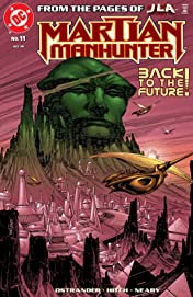 Martian Manhunter (1998-2001) #11