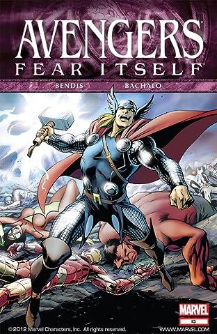 Avengers (2010-2012) #13