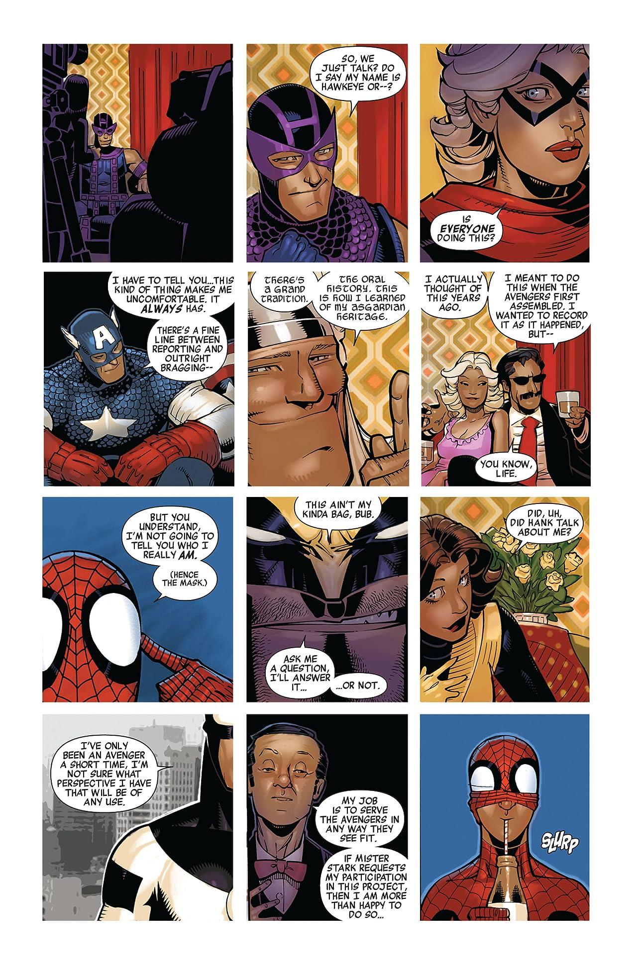 Avengers (2010-2012) No.13