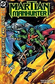 Martian Manhunter (1998-2001) #12