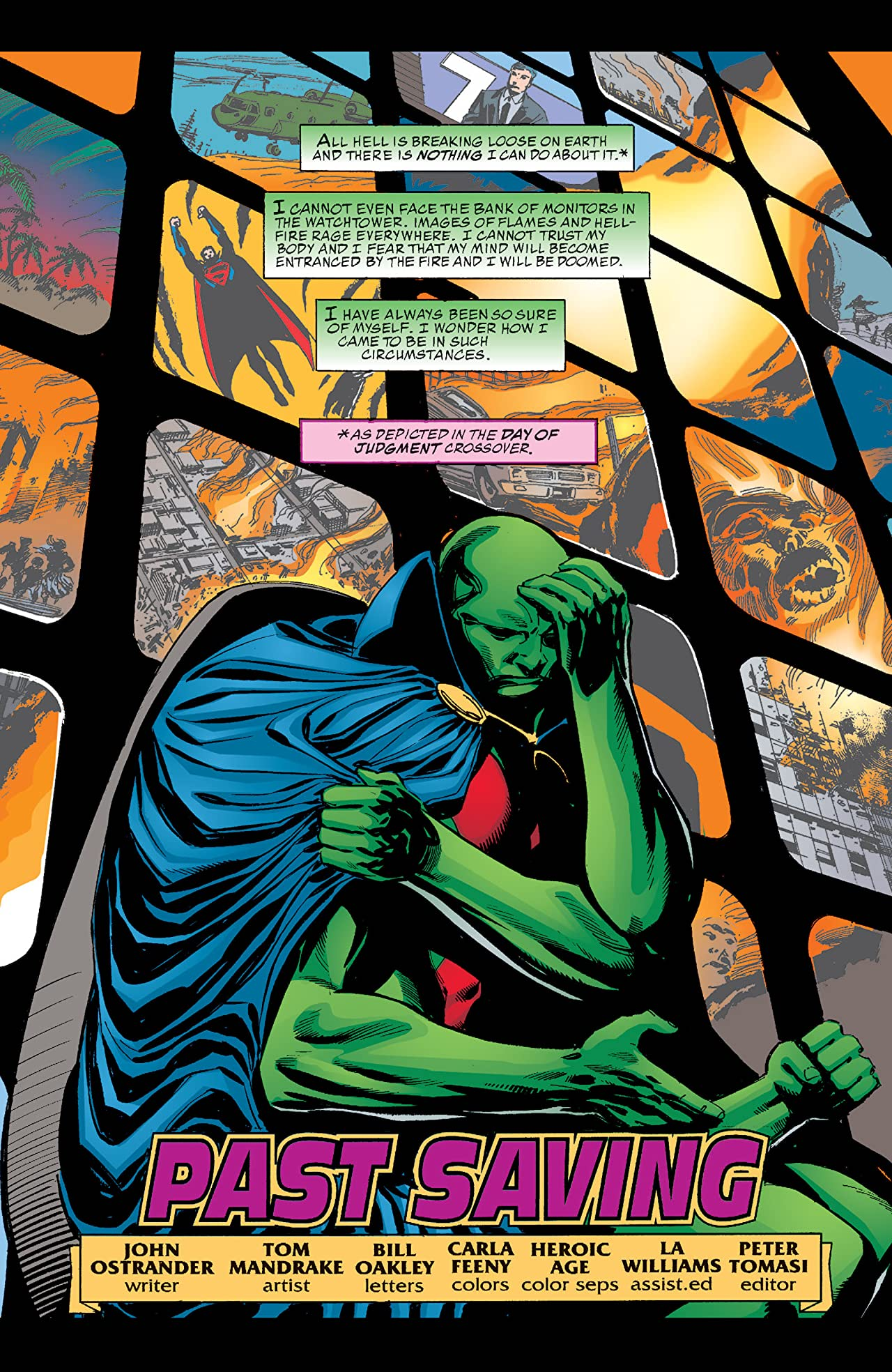 Martian Manhunter (1998-2001) #12