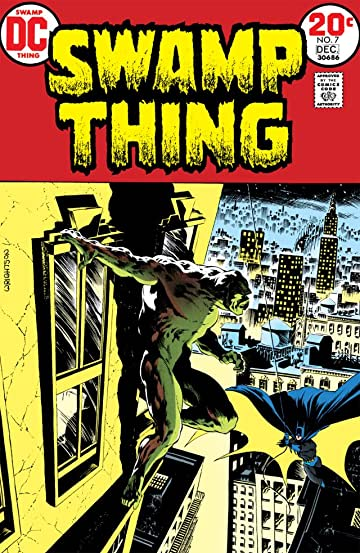 Swamp Thing (1972-1976) #7 - DC Entertainment