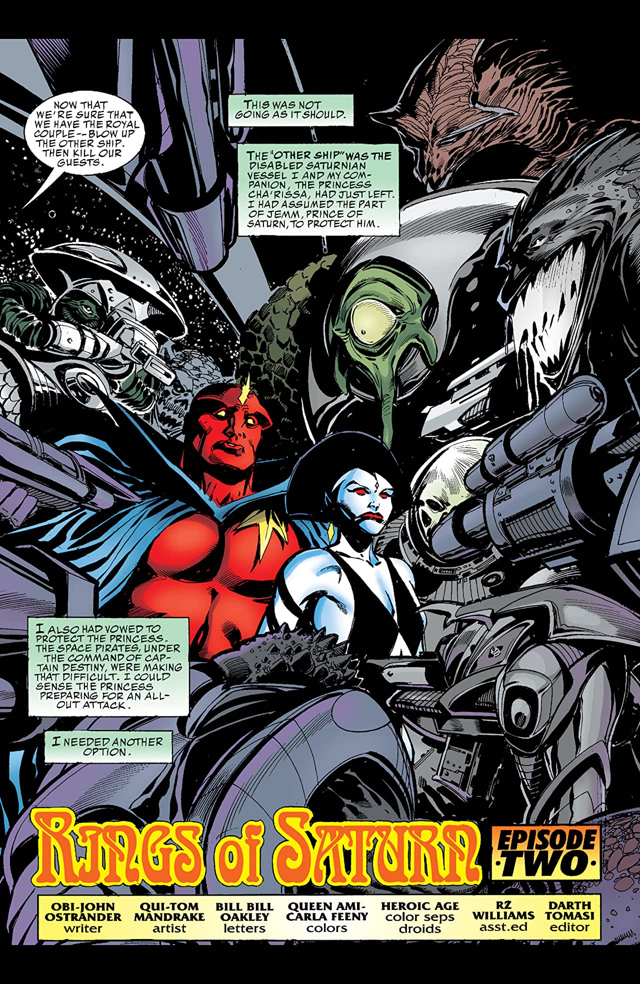 Martian Manhunter (1998-2001) #14