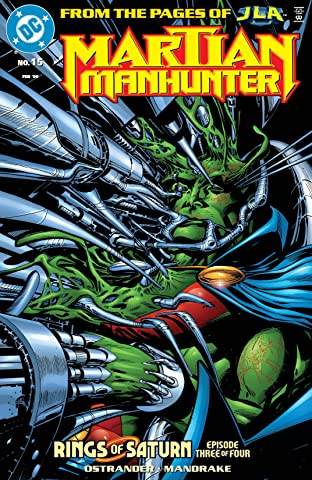 Martian Manhunter (1998-2001) #15