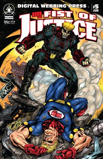 Fist of Justice #5