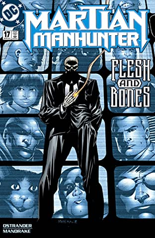 Martian Manhunter (1998-2001) #17