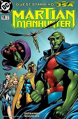 Martian Manhunter (1998-2001) #18