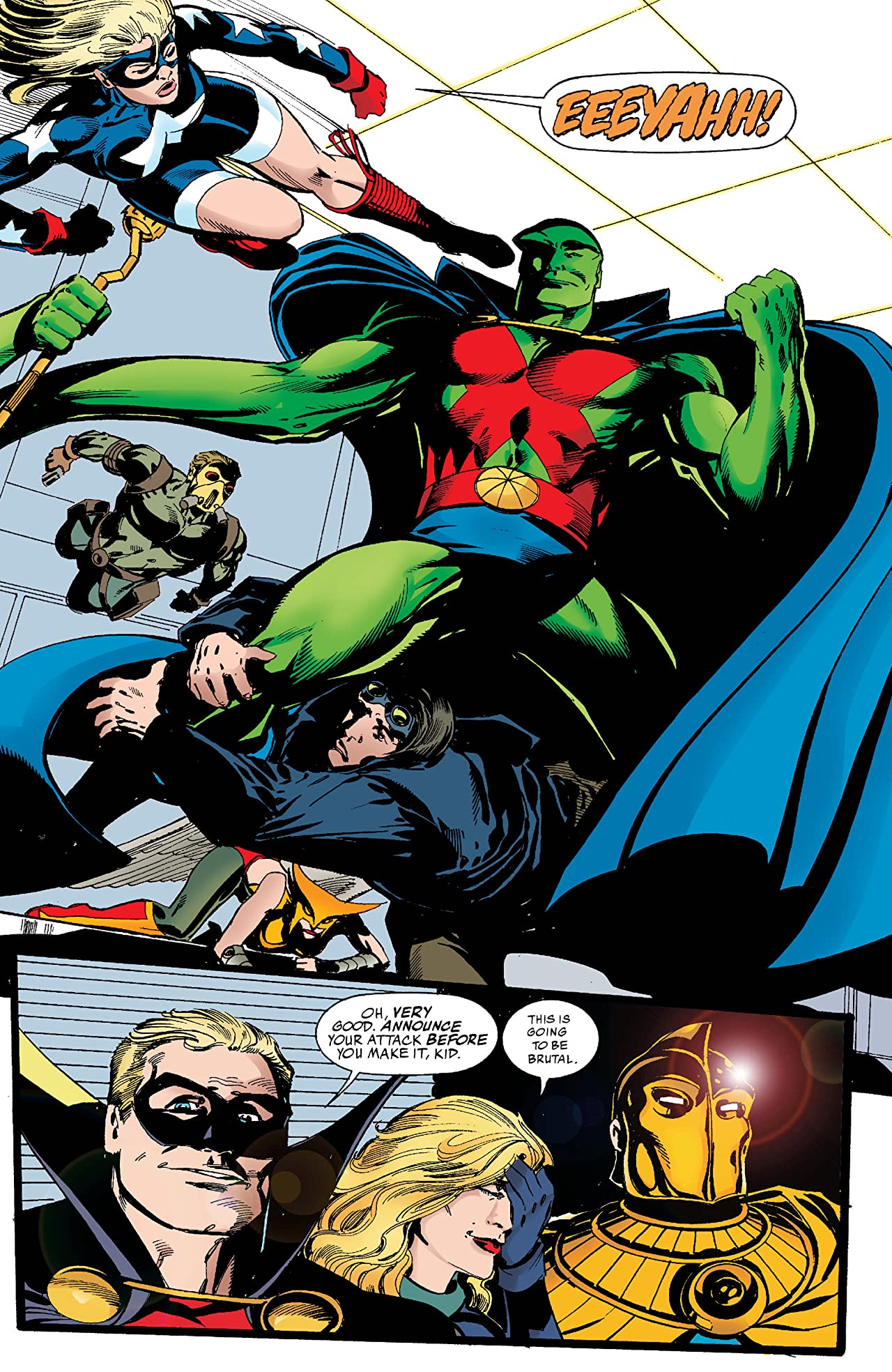 Martian Manhunter (1998-2001) #18