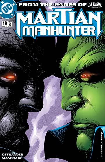 Martian Manhunter (1998-2001) #19