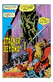 Swamp Thing (1972-1976) #9