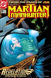 Martian Manhunter (1998-2001) #20