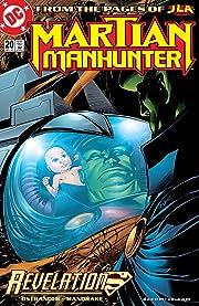 Martian Manhunter (1998-2001) #20