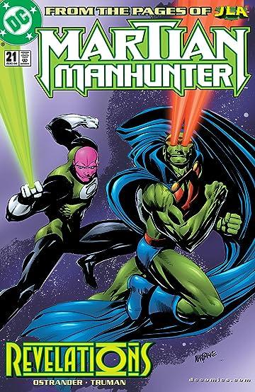 Martian Manhunter (1998-2001) #21