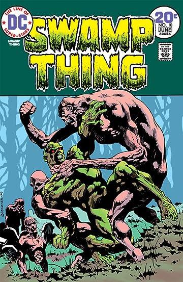 Swamp Thing (1972-1976) #10