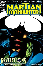 Martian Manhunter (1998-2001) #22