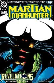 Martian Manhunter (1998-2001) #22