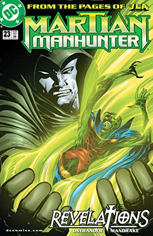 Martian Manhunter (1998-2001) #23