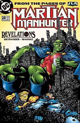 Martian Manhunter (1998-2001) #24