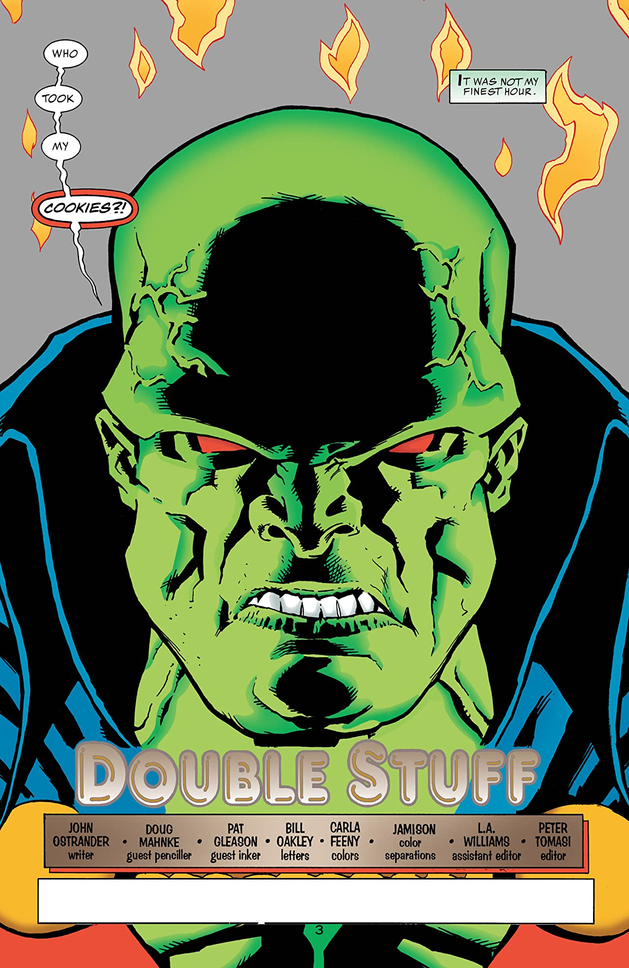 Martian Manhunter (1998-2001) #24