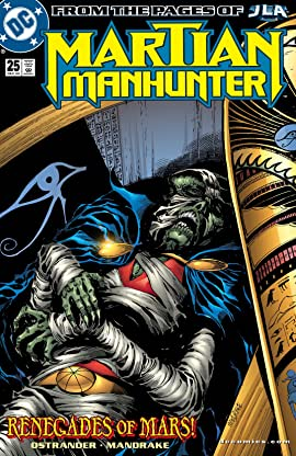 Martian Manhunter (1998-2001) #25