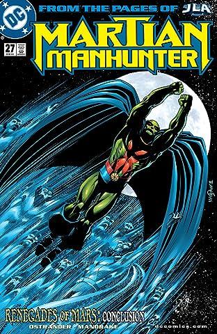 Martian Manhunter (1998-2001) #27