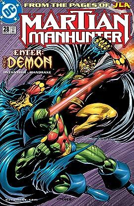Martian Manhunter (1998-2001) #28