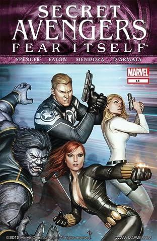 Secret Avengers (2010-2012) No.13
