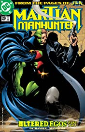 Martian Manhunter (1998-2001) #29