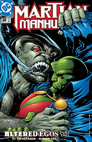 Martian Manhunter (1998-2001) #30
