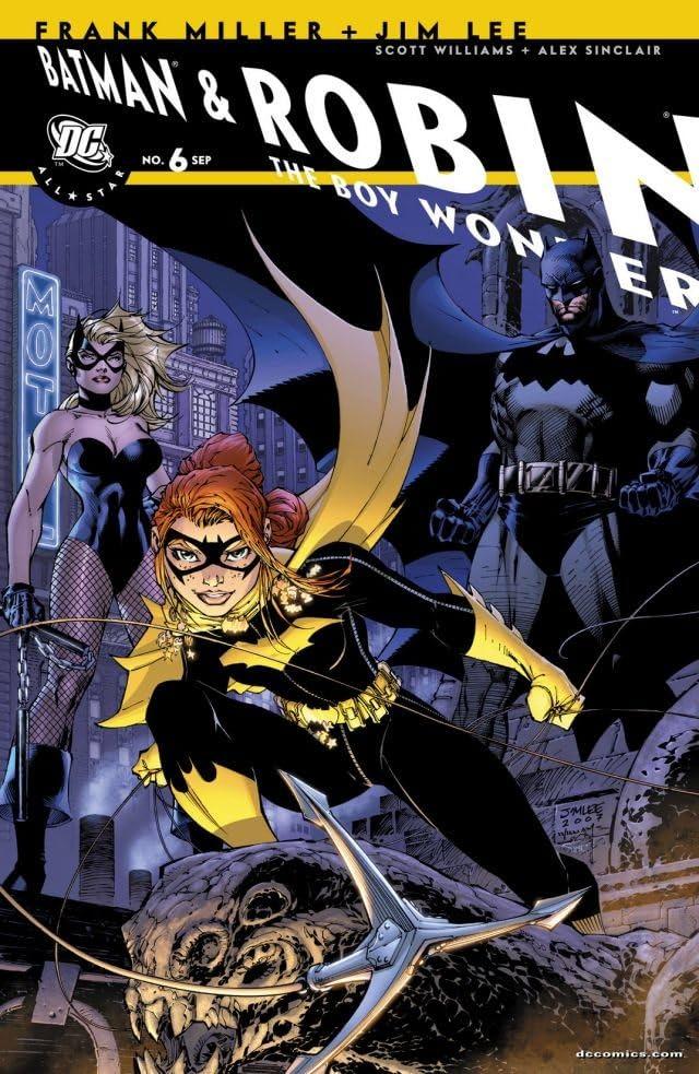 All-Star Batman and Robin, the Boy Wonder #6