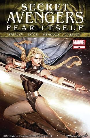 Secret Avengers (2010-2012) No.14