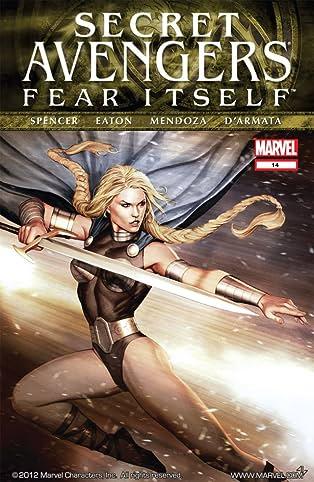 Secret Avengers (2010-2012) #14