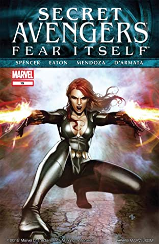 Secret Avengers (2010-2012) No.15