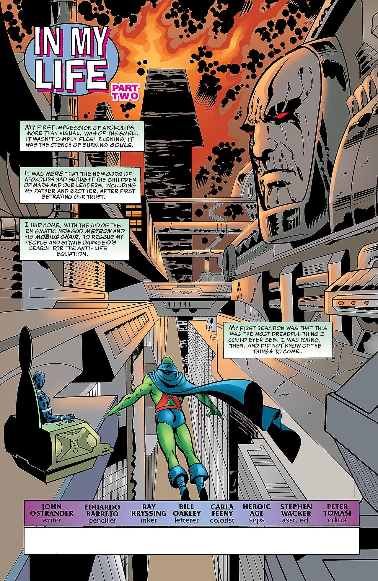 Martian Manhunter (1998-2001) #34