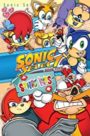 Sonic Select: Book Five
