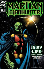 Martian Manhunter (1998-2001) #36