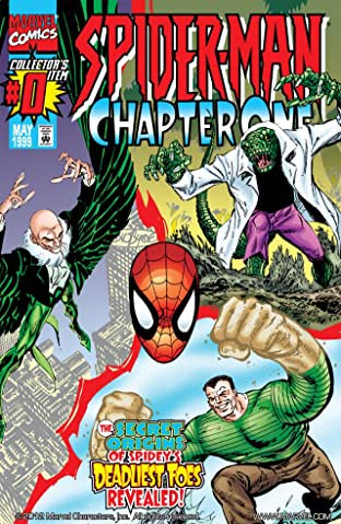 Spider-Man: Chapter One #0