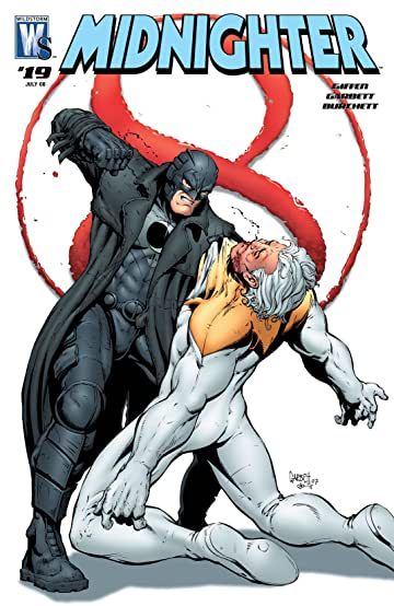 Midnighter (2006-2008) #19