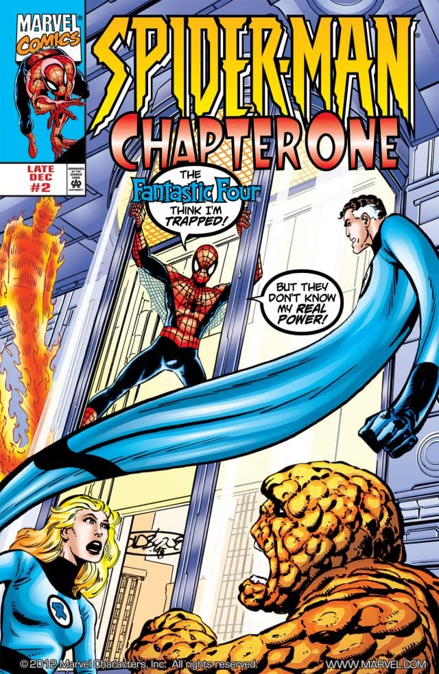 Spider-Man: Chapter One #2