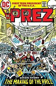 Prez (1973) #1