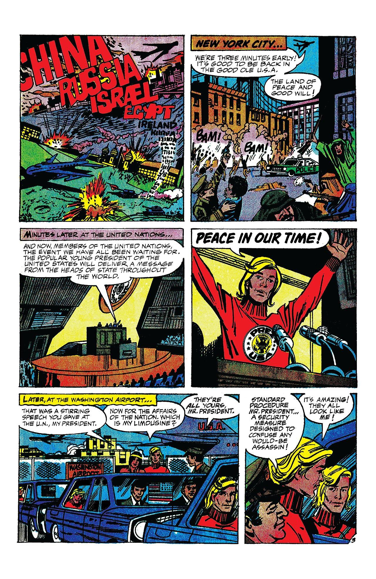 Prez (1973) #2